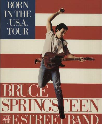 "Bruce Springsteen's ""Born in the USA"", 35 Years Old Today"